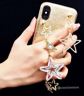 iPhone Gold Star Style Case