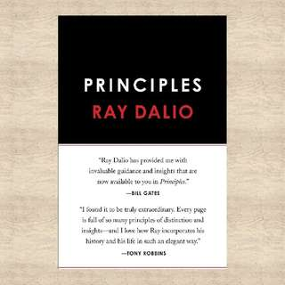 Principles by Ray Dalo, Best Seller