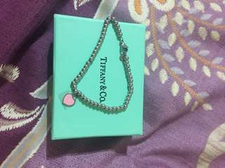🚚 Tiffany&eco.提芬妮愛心手環