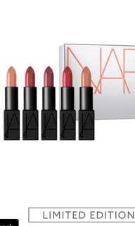 Nars Lipstick Set