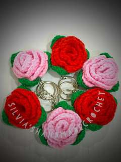 💕 Teacher's Day Special Crochet Mini Rose