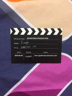 Scoups business card