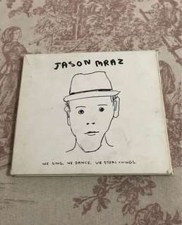 Jason Mraz (we sing. we dance. we steal things.