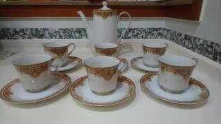 日本 Narumi 高級茶具