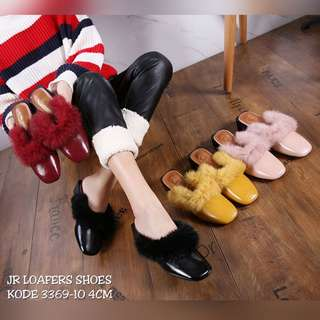 JR LOAFERS SHOES 3369-10