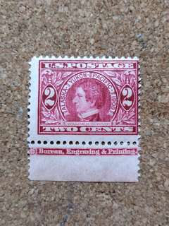 1908 USA STAMP MINT