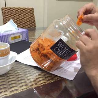 Kerepek Keju Wondercheese