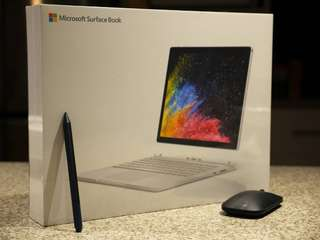 Surface book2 13inch