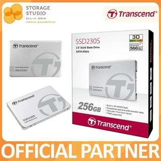 BNIB Transcend SSD230S 256GB SSD SEALED (INSTOCK: 2)
