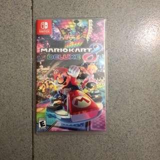 Brand New Mario Kart 8 Deluxe
