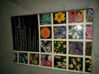 Flowers and Plants books