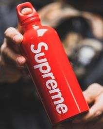 Supreme Ss18 SIGG Traveller 0.6L Bottle