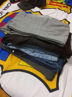 Celana jeans chino