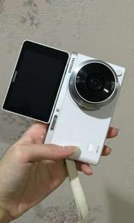 Camera Mirrorless Samsung NX Mini White