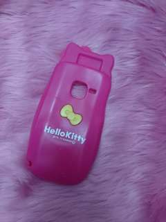 Pink Hk Silicon Mobile Accessories