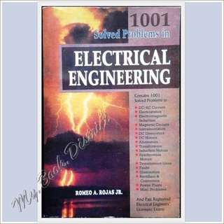 1001 Solved Problems in Electrical Engineering by Rojas