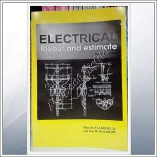 Electrical Lay-out and Estimate by Fajardo