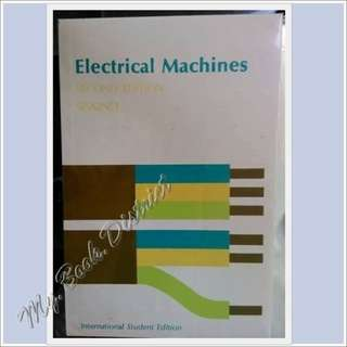 Electrical Machines by Siskind