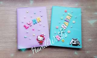 Customised note book