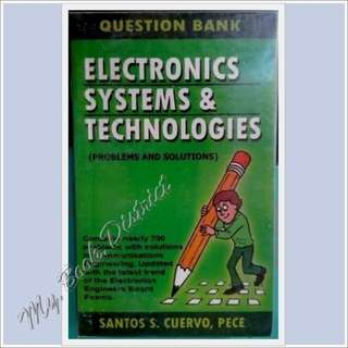 Electronics Systems and Technologies Problems and Solution by Cuervo