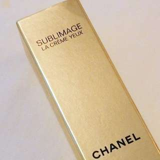 CHANEL SUBLIMAGE ANTI-AGING EYE TREATMENT CREAM  100% AUTHENTIC & BRAND NEW IN BOX