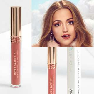 """COLOURPOP """"DREAMY"""" ULTRA SATIN LIP  READY STOCK  LTD EDI COLLABORATION CP & KATHLEEN LIGHTS  RM25 SPECIAL OFFER LIMITED TIME ONLY  100% AUTHENTIC & BRAND NEW IN BOX"""
