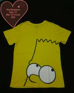 The Simpsons Top / Shirt