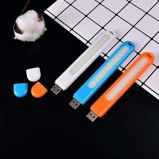 USB小夜燈 橘色