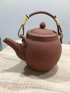 16cm Zhi Sa tea pot
