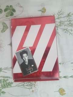 IKON Album Bobby Photocard