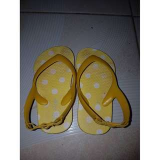 Brandnew Yellow with Strap