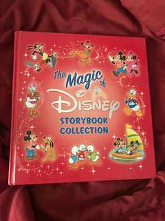 The Magic of Disney Story Book Collection