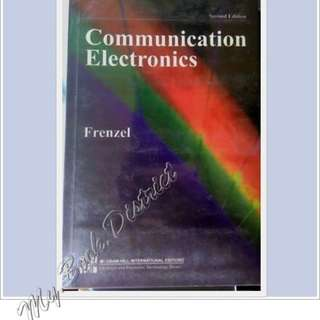 ELECTRONICS ENGINEERING- COMMUNICATION ELECTRONICS 2nd BY FRENZEL