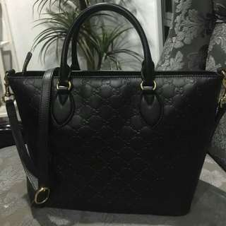 👉CAKEP - GUCCI Leather Embossed #dl