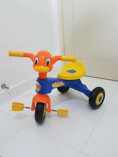 Duck Tricycle