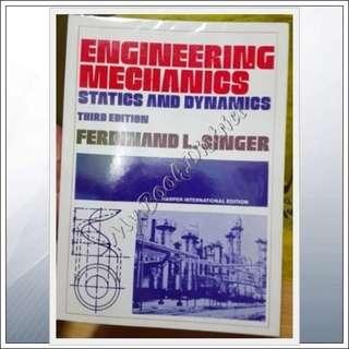 ENGINEERING- Engineering Mechanics 3rd Ed by Singer