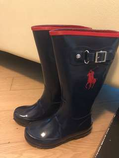 Polo Ralph Lauren Kid Rain Boots