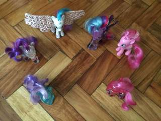 REPRICED!  MY LITTLE PONY set