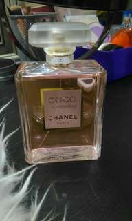 *authentic* 99%FULL Big size CHANEL Coco madamoiselle 200ml Edp