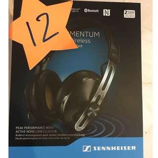 New Sennheiser Momentum Wireless M2 AEBT foldable headphones