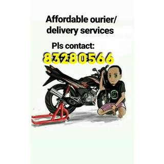 DELIVERY COURIER HELPER