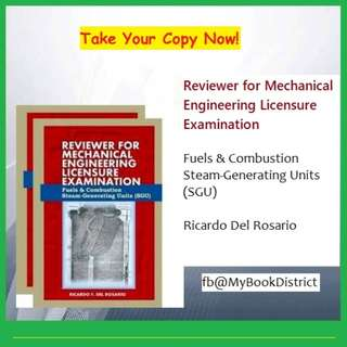 ENGINEERING- Reviewer for Mechanical Engineering Licensure Examination by Del Rosario