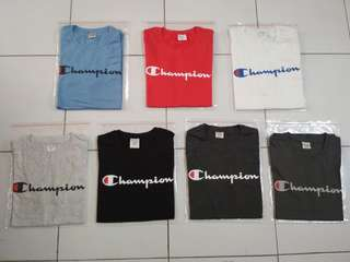 Champion Tshirt Original