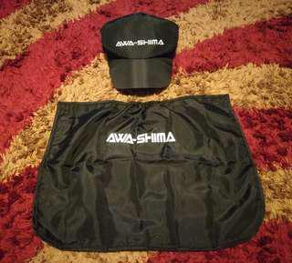 Awa-Shima Fishing Cap