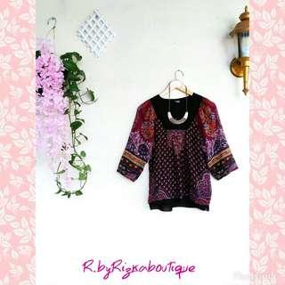 ❎WeekdayPromo❎ Batik Blouse