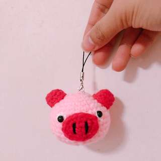 Cute Piggy Amigurumi
