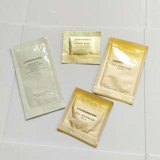 Sample skincare covermark