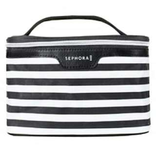 SEPHORA LARGE MAKEUP & SKINCARE CARRY CASE   VERY EXCLUSIVE , NOT ABLE TO BUY IN-STORE     RM90.00 LIMITED TIME  100% AUTHENTIC WITH TAG & BRAND NEW