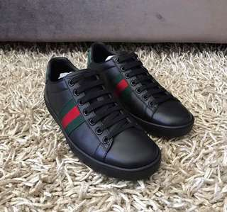 BRAND NEW. Authentic Gucci Ace Sneakers Size 38/ 8 US
