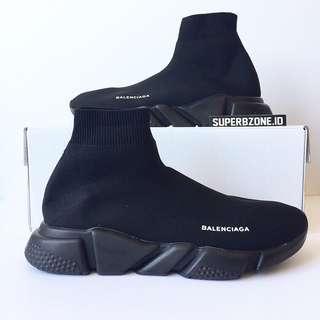 Balenciaga Speed Trainer Full Black